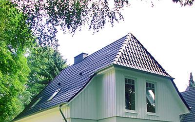 Steildächer, Neubau, Umdeckung, Dachdeckerarbeiten, frb, Dachdecker