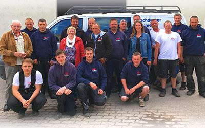 frb Dachdecker Team